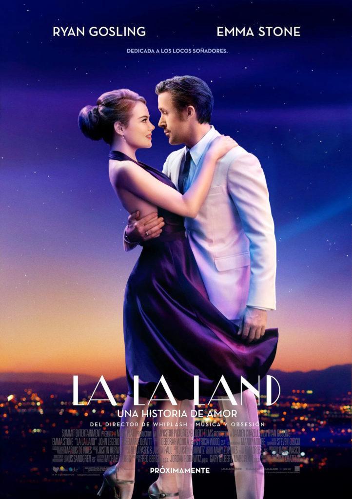 'La La Land' is music and pure fantasy