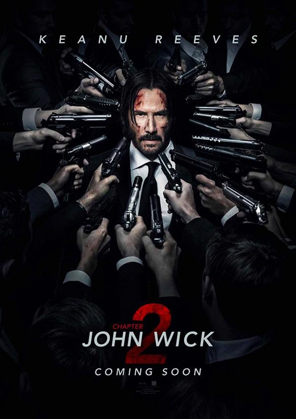 'John Wick: Chapter 2' hits hard as first