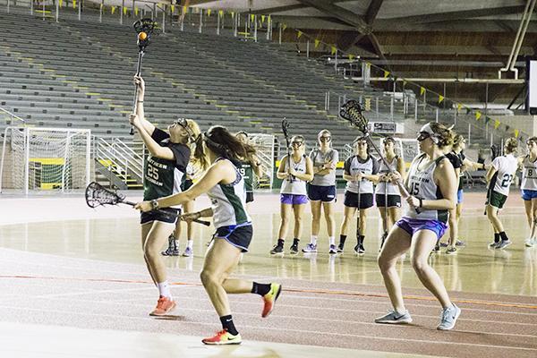 Women's Lacrosse goes varsity