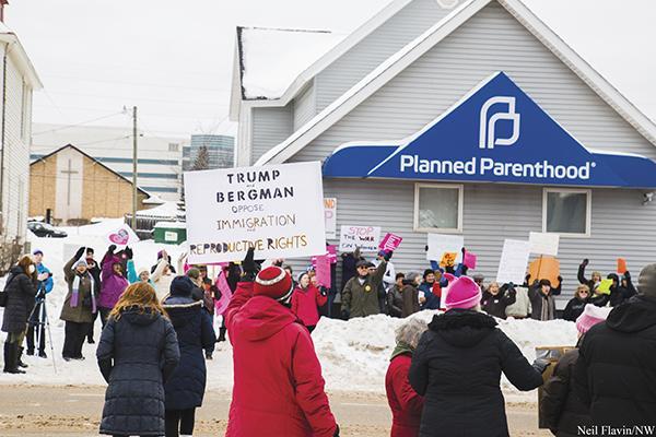 Pro-life vs. pro-choice