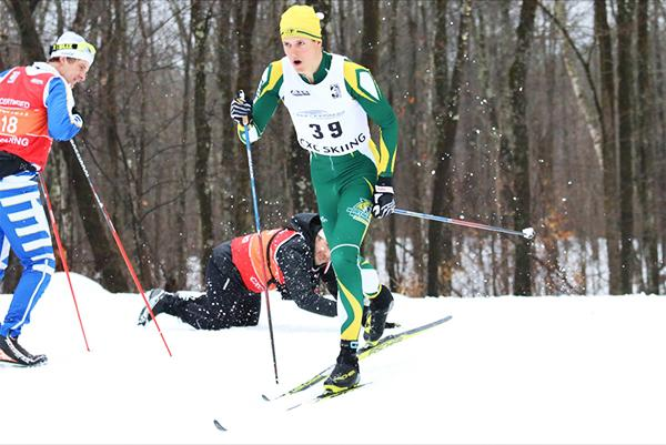Nordic Skiing preps for regional champs race