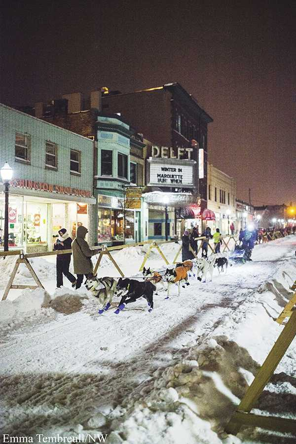 Sleds, dogs, booties coming to downtown