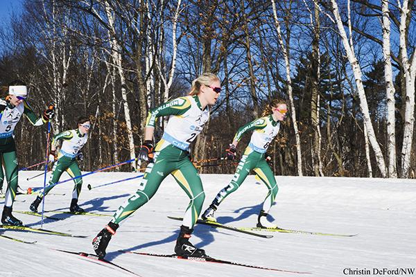 Warm weather and Cross Country Skiing