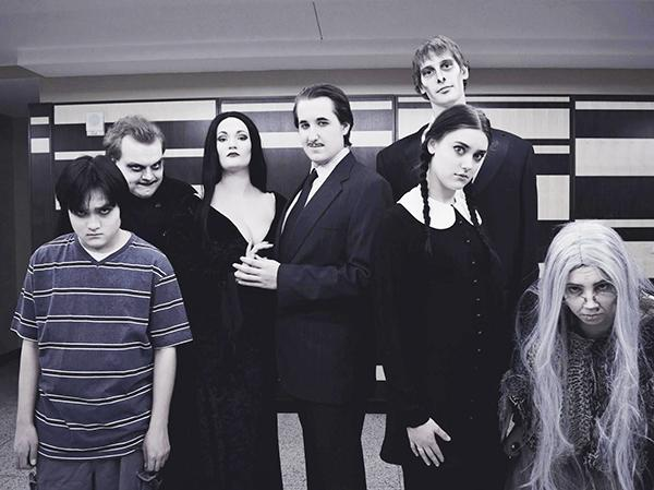 The ooky, kooky cast of the FRT brings a classic to NMU