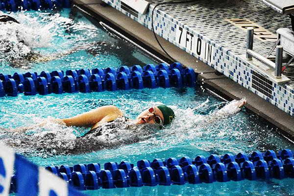 NMU swimming earns seven All-American finishes