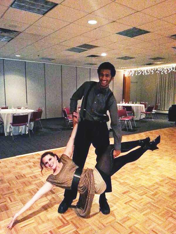 NMU Swing Club offers formal ballroom dance