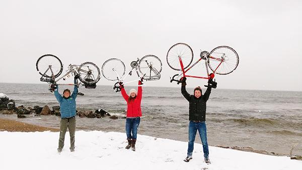 Cyclists to circumnavigate Lake Superior