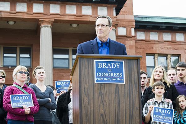 Professor announces run for Congress