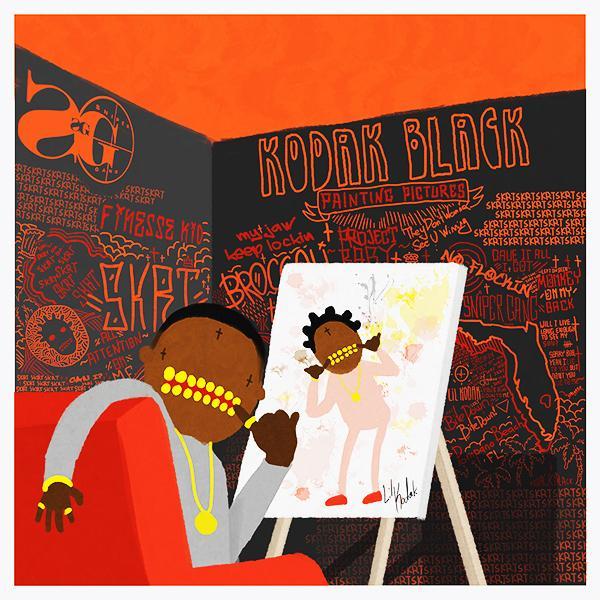 Pompano rapper paints pictures in prison