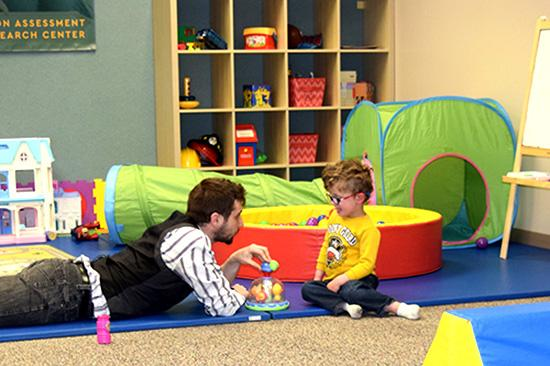 New facility serves as training ground for behavior analysts