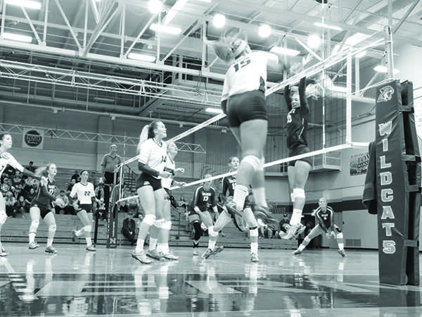 Volleyball hits road for Big Rapids