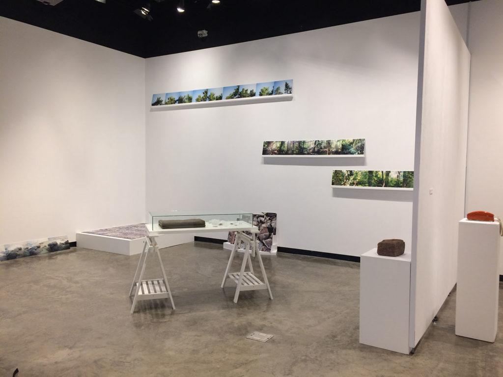Rabbit Island exhibit displays Superior art
