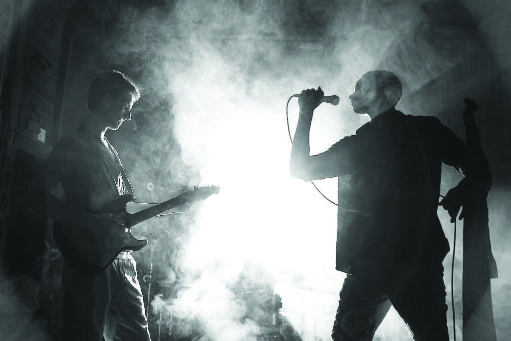 """Photo courtesy of Forest Roberts Theatre: Six local and regional bands will compete in the second annual """"Rock the FRT"""" competition Saturday, Oct. 14."""