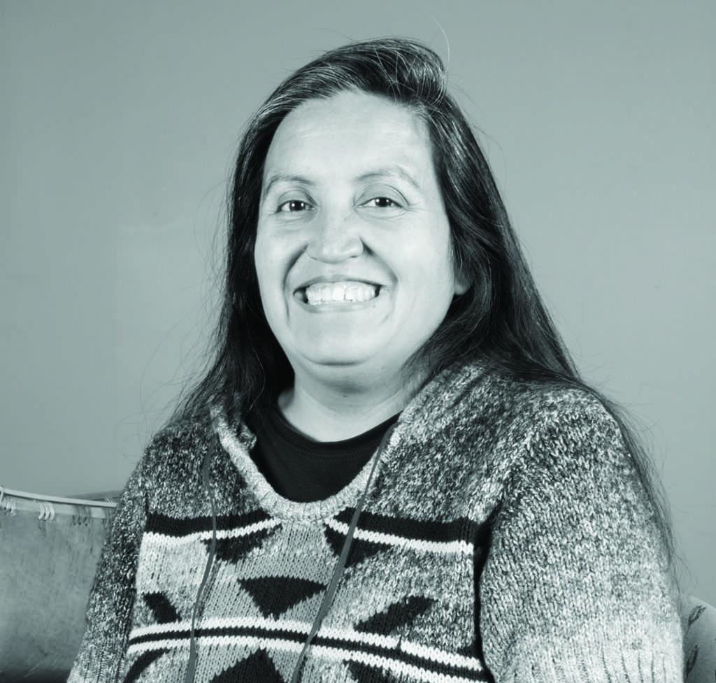 April Lindala director, Center for Native American Studies