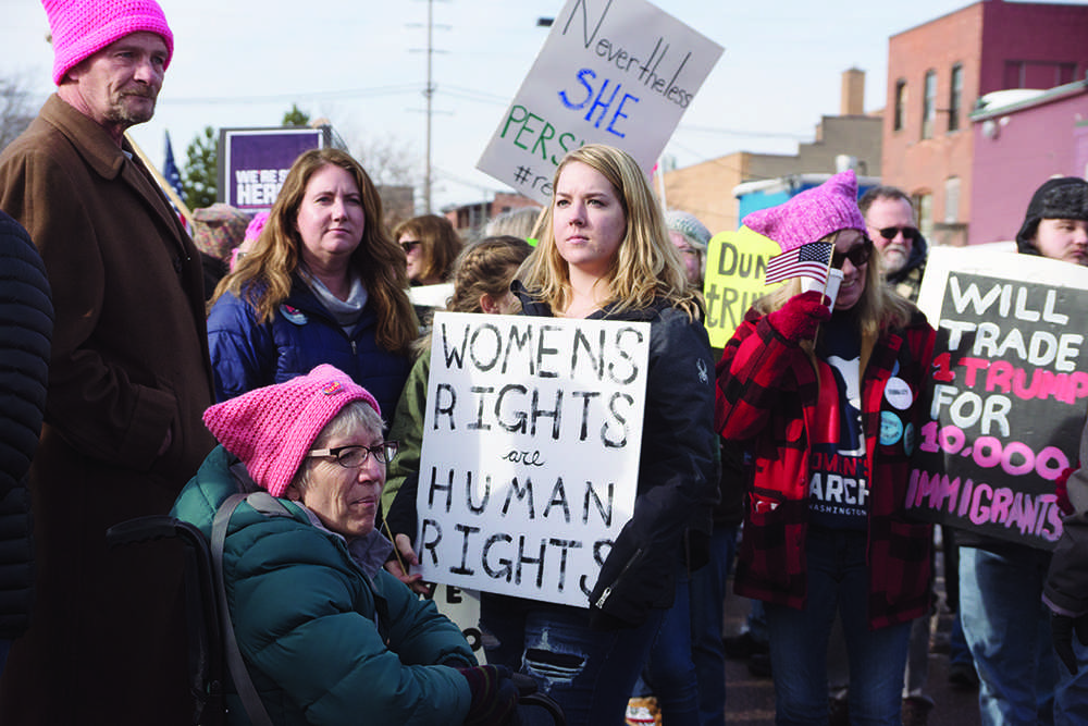 %0ASupporters+of+the+2018+Women%E2%80%99s+March+rally+on+sidewalks.+According+to+Women%E2%80%99s+March+Michigan%2C+they+are+for+a+Michigan+that+respects+and+protects+all+its+citizens+that+celebrates+diversity+and+nurtures+human+potential.+Photo+by%3A+Kat+Torreano