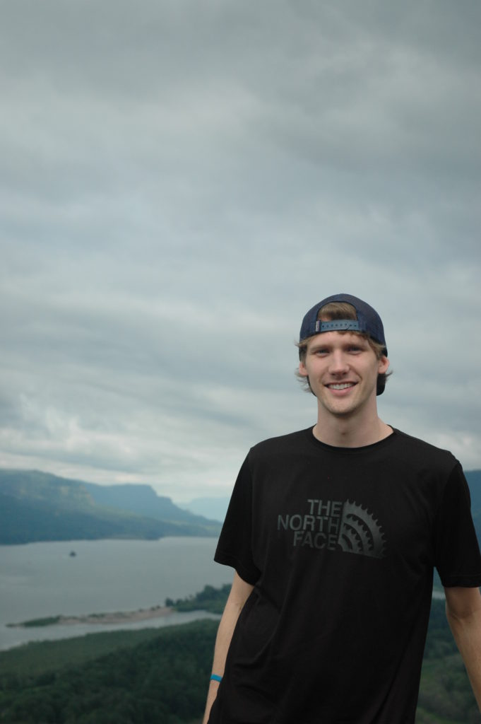 NMU biology graduate student Ryan Brandt has been researching neurological disorders for his thesis project, and will present his findings at a public seminar.  Photo courtesy of Ryan Brandt.