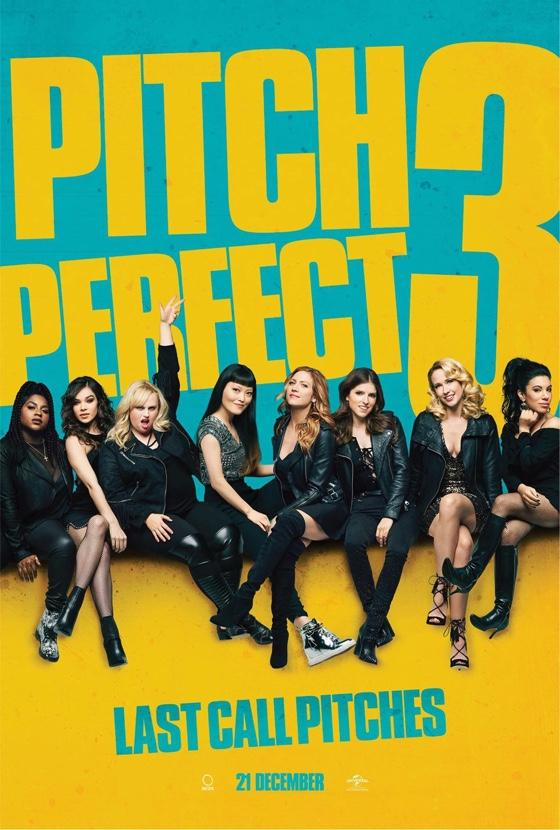 'Pitch Perfect 3' film finale ends on low note