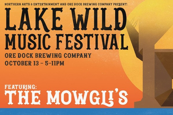 Jazz, rock, bluegrass and more will be featured at the first ever Lake Wild Music Festival hosted by student organization NAE and the Ore Dock. Photo courtesy of Ore Dock Brewing Co.