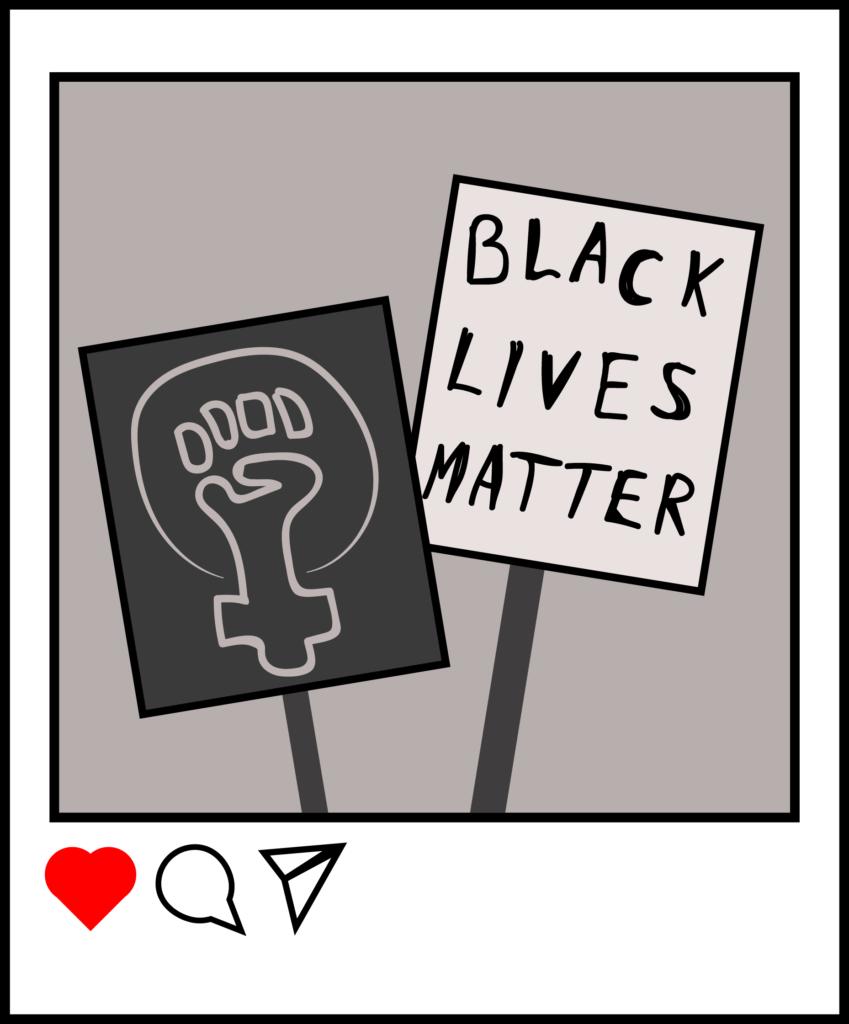 Comic by Sam Rush