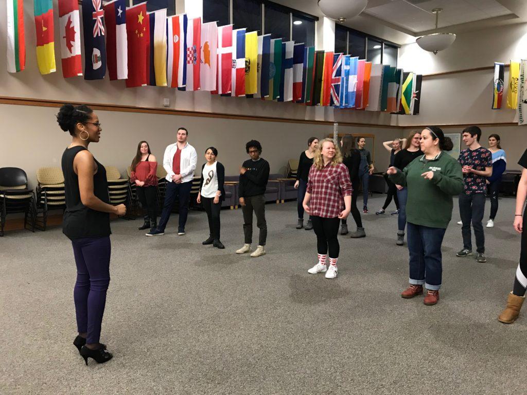 Baile! LSU continues hosting salsa workshop
