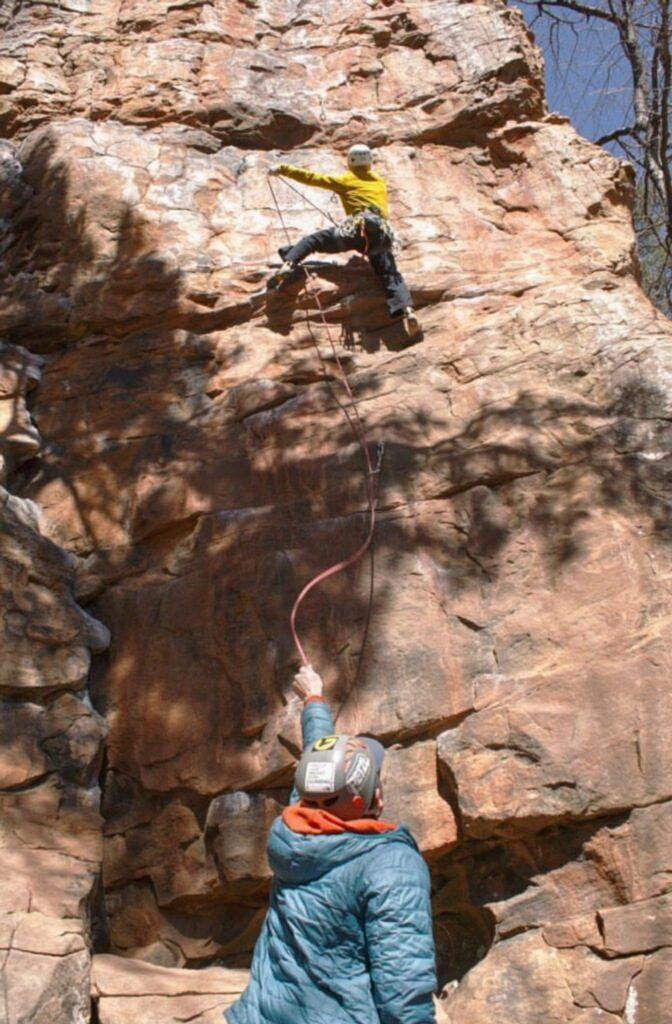 Spring break trip with a purpose: Horseshoe Canyon Ranch