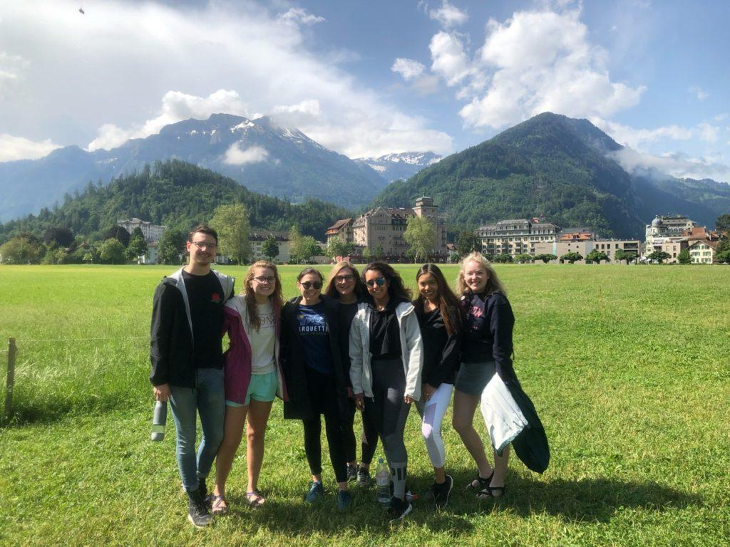 A summer resolving conflict in Europe