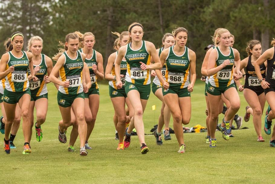 NMU+opens+up+the+season+at+the+Northwood+Invitational+on+Saturday%2C+Sept.+7.