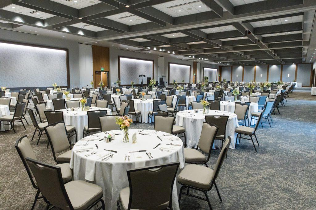 READY+TO+DINE%E2%80%94Ballroom+I+in+the+Northern+Center+will+host+the+%24150-a-plate+Green+and+Gold+Gala+on+Sept.+21.++Photo+courtesy+of+NMU+Marketing+%26+Communications
