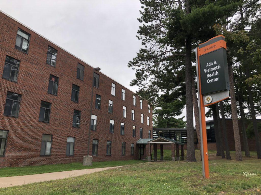 DISTRIBUTION—NMU Ada B. Vielmetti Health Center will handout free Narcan kits on Sept. 25. Jackie Jahfetson/NW