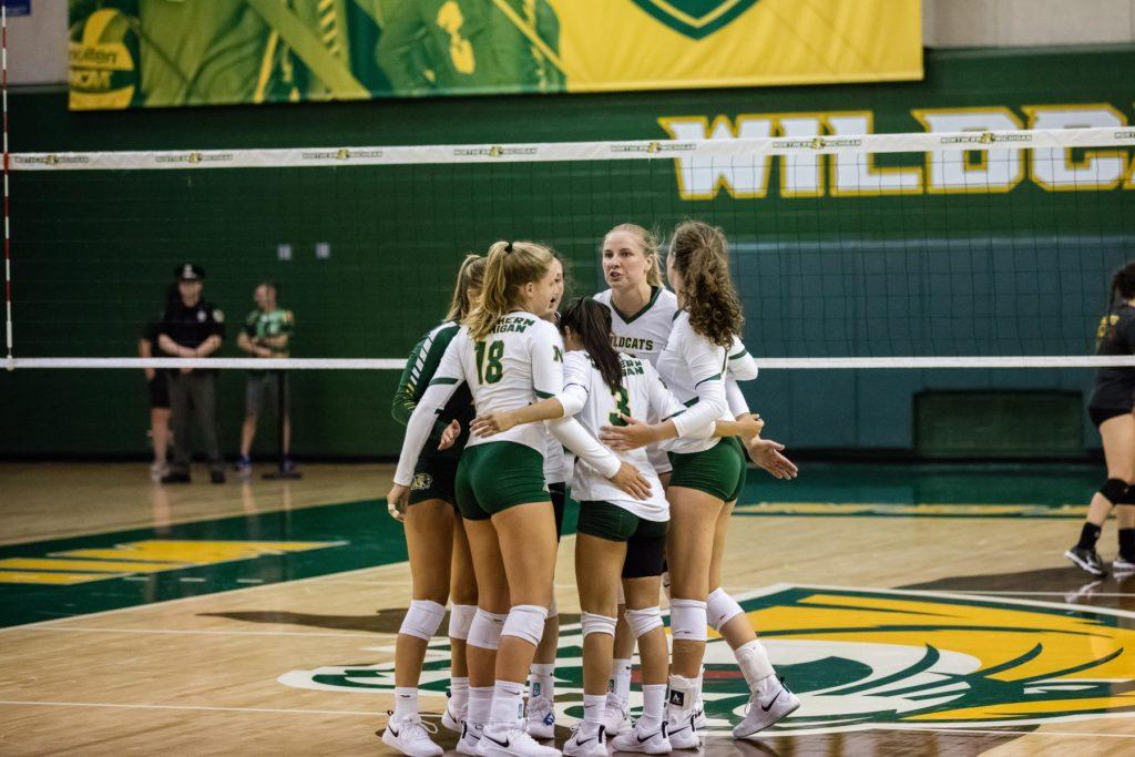 HOPING FOR COMEBACK—The Wildcats will be on the road this week, as they travel downstate to take on the Ferris State Bulldogs and Northwood Timberwolves on Friday, Oct. 4 and Saturday, Oct. 5. Photo courtesy of NMU Athletics.