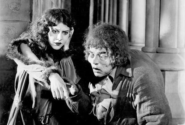 SOMETHING WICKED—Returning to NMU, the French Club's annual silent film with live piano promises to spook viewers. This year's movie pick is in honor of the burned Notre Dame Cathedral.
