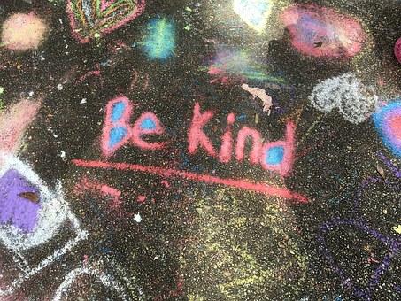 Trade kindness for better living