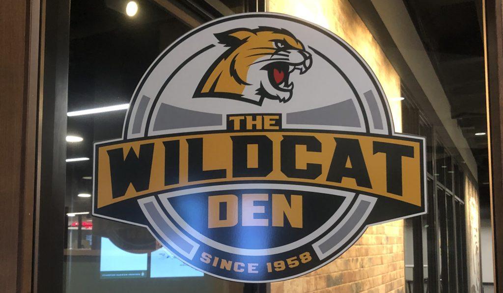 Wildcat Den Re-brands