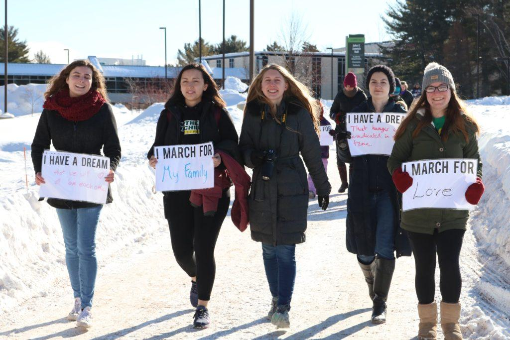 Unity in words and actions:  NMU celebrates MLK Day