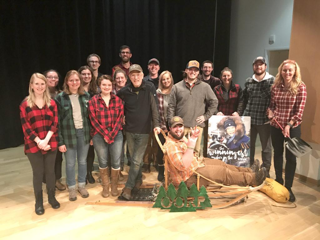 Ben+Bures%2FNW%0ATEACHING+GREATNESS%C2%AD%E2%80%94Jeff+King+%28center%29+engages+with+students+from+the+Center+of+Student+Enrichment+that+helped+bring+him+to+NMU+to+tell+his+stories.+He+teaches+students+about+the+importance+of+perseverance+in+the+face+of+adversity+during+his+speech+in+Jamrich+Hall+on+Tuesday%2C+Jan.+28.+