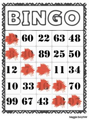 Bingo industry dies down in the U.P.