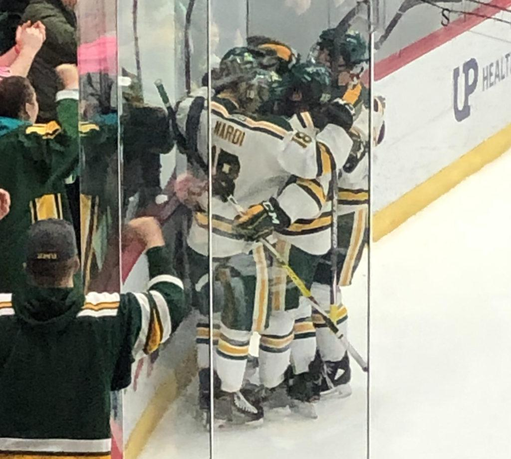 TRUSTING THE PROCESS—Its a process for NMU student-athletes to be tested for COVID-19 in order to participate in practice because no athletic teams are currently in competition. However, once competition begins, athletes are needed to be tested three times per week.Travis Nelson/NW