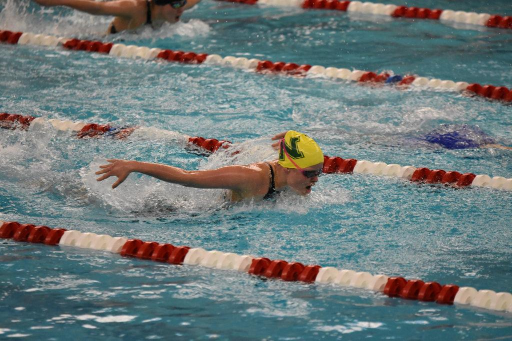 COMPLETED+SEASON%E2%80%94The+cancellation+of+the+national+championships+brought+the+2019-20+NMU+Swim+and+Dive+season+to+an+end.+Junior+Gabriella+Spajic+will+be+back+next+year+hoping+to+deliver+another+GLIAC+title.