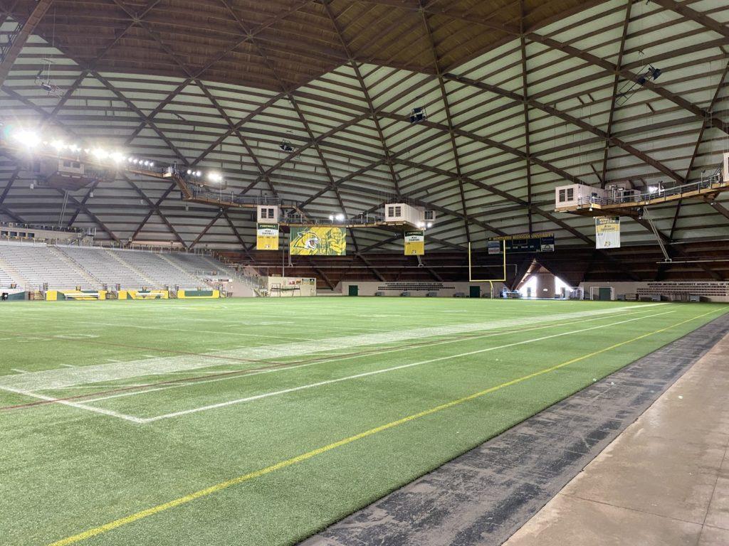 Superior Dome field