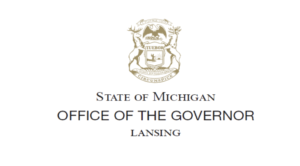 Picture of State of Michigan Emblem
