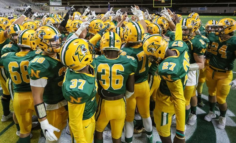 Photo courtesy of NMU Athletics NOTHING BUT TIME—As the end of 2020 approaches, the school and conference administrators are trying to transition into a place where its safe for these many student-athletes to return to competition.