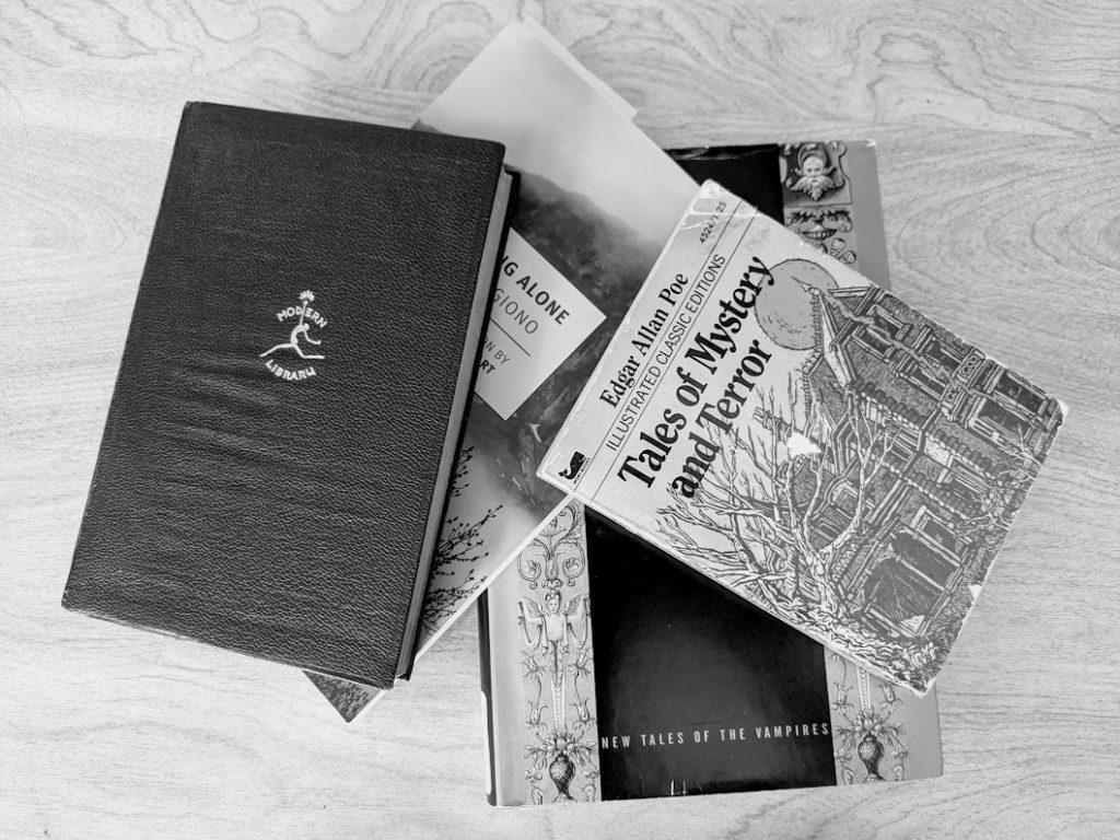 Halloween+books