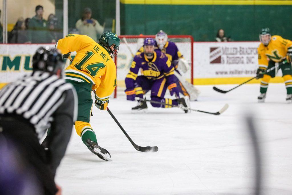 Photo courtesy of NMU Athletics.