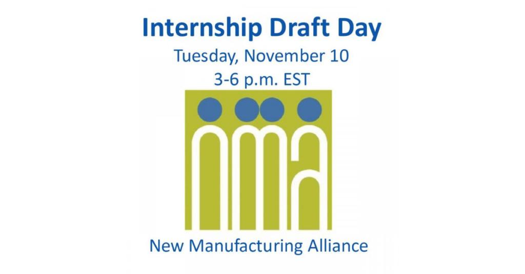 Internship+Draft+Day