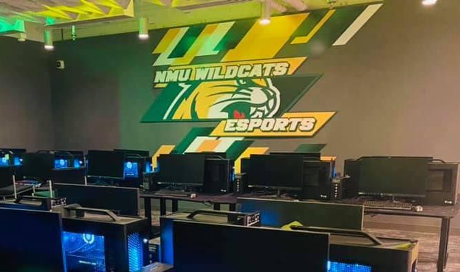 Photo+of+Northern+Michigan+University+esports+lab