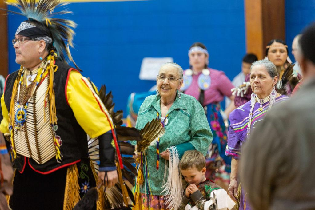 Photo courtesy of University Marketing and Communications  POWWOW—The Native American Student Association will be holding a virtual celebration to educate the breakdown of a traditional powwow with dancers, drum songs and guest speakers about the celebration.