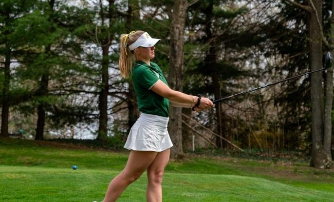 SPRING MEANS GOLF SEASON—The NMU Mens and Womens Golf teams teed it up in the Walsh Invitational this past weekend. Photo courtesy of NMU Athletics.