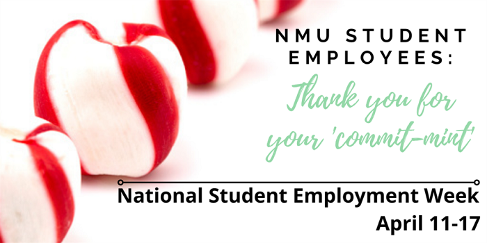 National Student Employment Week showcases appreciation for student workers