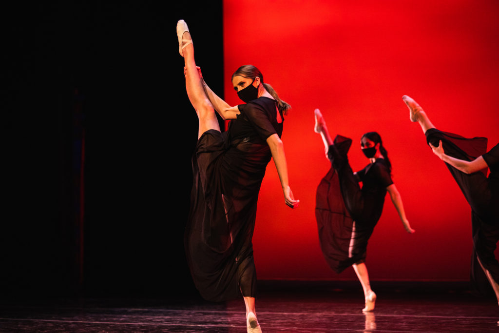 Photo courtesy of NMU Marketing  NORTH COAST—As part of the 2020 to 2021 season, the department of theatre and dance put together an inaugural dance event to present a vibrant showcase.