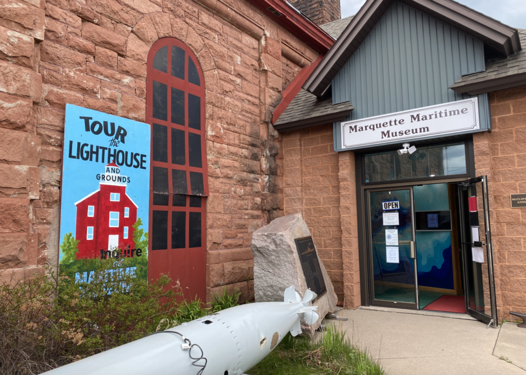 Marquette+Maritime+Museum+offers+educational+fun